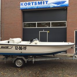 Bostonwhaler speedboot