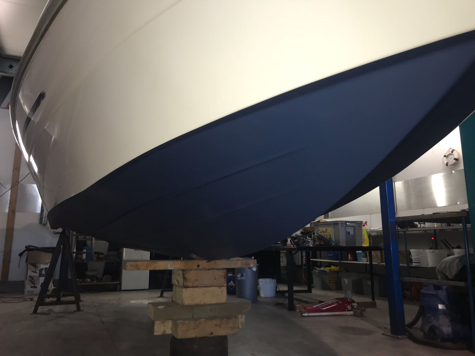 Aquamar antifouling