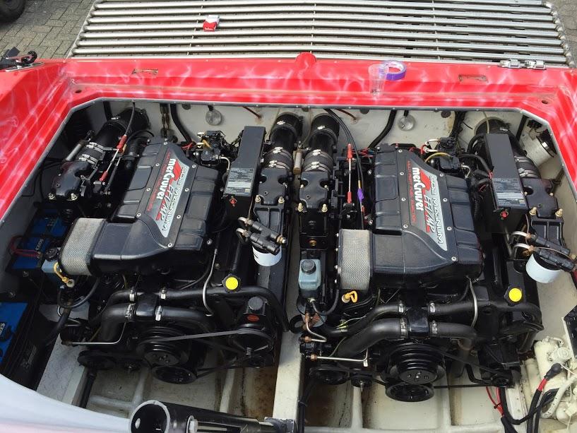 Mercruiser motoren